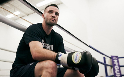 Josh Taylor breaks silence on Cyclone Promotions split
