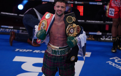 Winners of the BBBofC 2020 Awards announced josh taylor tyson fury Regis Prograis in the World Boxing Super Series fight contest of the year ted cheeseman british