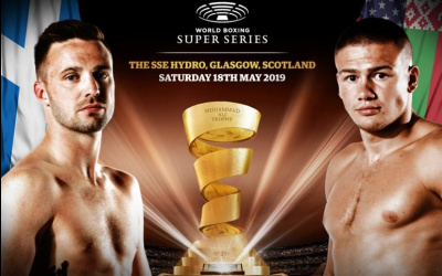 Josh Taylor vs Ivan Baranchyk fight time, date, TV channel, undercard, schedule, venue, betting odds and live stream details