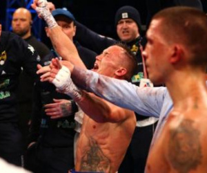 Josh Warrington beats Lee Selby