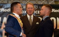Predictions for Josh Warrington vs Carl Frampton and betting odds