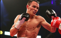 Josh Warrington vs Sofiane Takoucht report result who won knockout KO