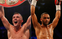 Josh Warrington vs Kid Galahad