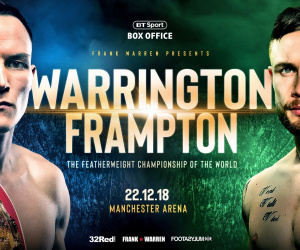 Josh Warrington vs Carl Frampton