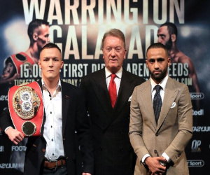 Josh Warrington vs Kid Galahad fight time, date, TV channel, undercard, schedule, venue and betting odds