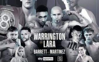 Josh Warrington vs Mauricio Lara fight details - time, date, TV channel, undercard, schedule, venue, betting odds, predictions, ring walks and live stream info oddschecker who wins predictions preview tale of the tape