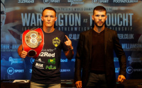 Josh Warrington vs Sofiane Takoucht Leo Santa Cruz and Shakur Stevenson