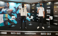 Joshua Buatsi vs Marko Calic press conference