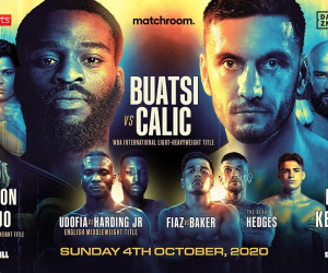Joshua Buatsi defends WBA International title to undefeated Marko Calic oddschecker betting odds preview predictions who wins highlights analysis