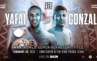 Khalid Yafai vs Roman Gonzalez result report who won