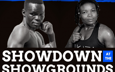 African boxing