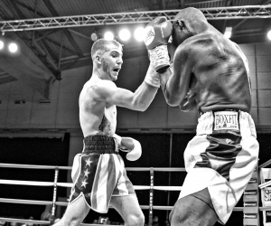 Kane Salvin believes his amateur education gives him the edge over local rival Sufyaan Ahmed Central Area Super Featherweight Title how to watch tv channel live stream links