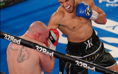 Light-heavyweight sensation Karol Itauma has planned to become an undisputed champion ever since he first started boxing