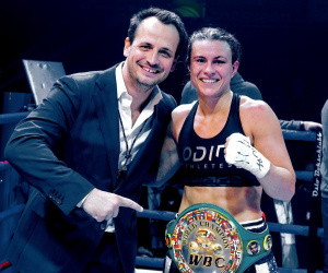 Katharina Thanderz calls out fight Terri Harper