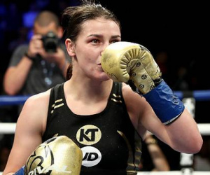 Katie Taylor next fight