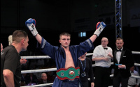 Welsh Area champion Kieran Gething discusses last fight, current injuries and future plans