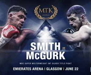 Kieran Smith vs Michael McGurk