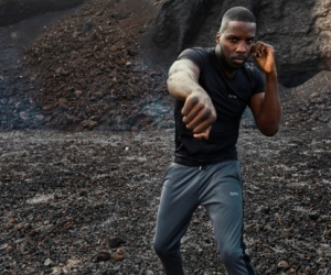 European cruiserweight champion Lawrence Okolie becomes face of boohooMAN.com