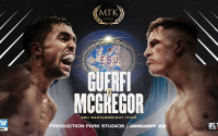 Karim Guerfi vs Lee McGregor European bantamweight title fight rescheduled for January 22 mtk live stream links fight time date tv channel ifl tv espn ifl