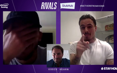 Matchroom Boxing reveal new YouTube series 'Rivals' starting with Lee Selby and George Kambosos Jr