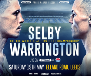 Predictions for Lee Selby v Josh Warrington