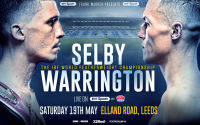 Lee Selby vs Josh Warrington IBF Fight of the Year