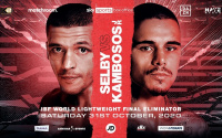 Lee Selby vs George Kambosos Jr new date october 31 who wins preview predictions IBF Final Eliminator betting odds oddschecker analysis