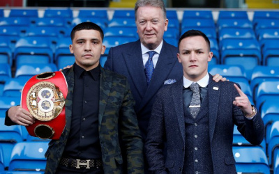 Lee Selby vs Josh Warrington