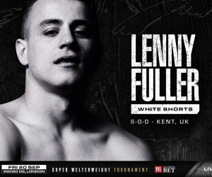 Get to know…Lenny 'The Main Man' Fuller