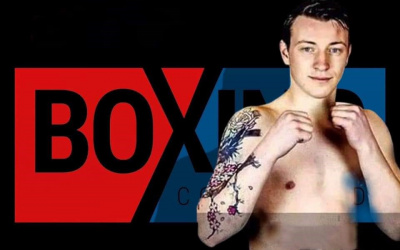 Leon 'Iron Man' Hann turns pro with Boxing Connected boxrec amateur career professional record boxing connected next fight wbu kbo watch highlights ko youtube