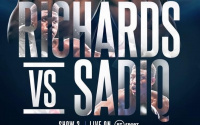 Lerrone Richards vs Umar Sadiq fight, time, date, TV channel, undercard, schedule, venue, betting odds and live stream details tale of the tape stats frank warren bt sport
