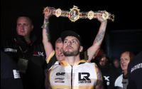 Lewis Ritson Matchroom