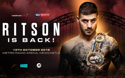Lewis Ritson next fight