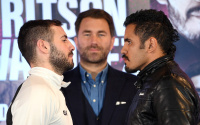 Lewis Ritson vs Miguel Vazquez press conference quotes