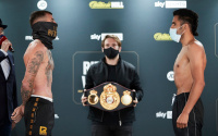 Lewis Ritson vs Miguel Vazquez official weights and running order live stream details ringwalks time tv channel what start when who wins live results