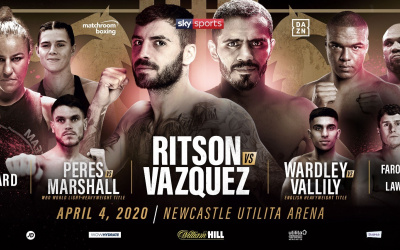 Lewis Ritson vs Miguel Vazquez preview, betting tips and prediction