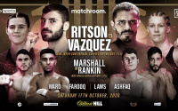Lewis Ritson vs Miguel Vazquez fight details - time, date, TV channel, undercard, schedule, venue, betting odds, predictions, ring walks and live stream info oddschecker best bets