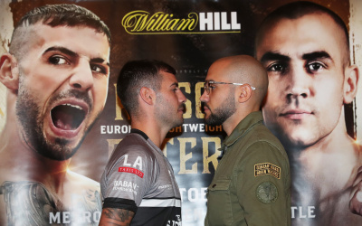 Lewis Ritson vs Francesco Patera