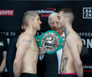 Liam Smith vs Sam Eggington WBC