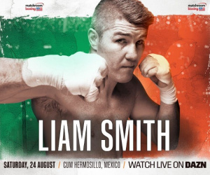 Liam Smith vs Jamie Munguia 2 rematch