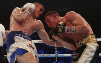 April 8 – On this day in 2017, Liam Williams and Liam Smith clashed in bloody battle