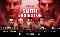 Liam Smith vs Sam Eggington