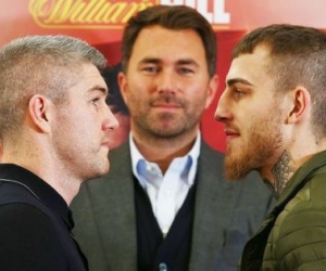 Liam Smith vs Sam Eggington fight time, date, TV channel