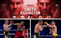 Liam Smith vs Sam Eggington results