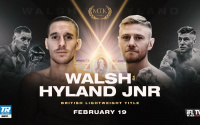 Predictions for Liam Walsh vs Paul Hyland Jnr who wins and why betting odds new fight date how to watch espn live on ifl tv uk ringwalks what time start oddschecker boxrec british title commonwealth