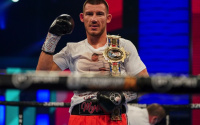 "Liam Williams: ""I would happily face Chris Eubank Jr because I know I'd beat him"" predictions preview who wins why wbo middleweight fight date frank warren sauerland mtk global"