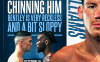 Liam Williams on Mark Heffron vs Denzel Bentley predictions fight preview report results who wins and why highlights betting odds oddschecker info best middleweights