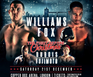Liam Williams lands world title eliminator with the WBO No.1