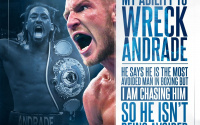 Liam Williams believes Demetrius Andrade is next if he beats Andrew Robinson WBO middleweight champion unbeaten american usa rhode island who wins preview oddschecker betting odds
