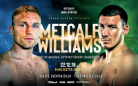 Liam Williams vs JJ Metcalf